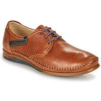 Zapatos Hombre Derbie Fluchos CATAMARAN Marrón