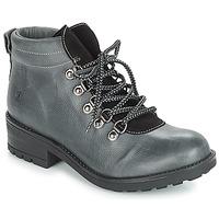 Zapatos Mujer Botas de caña baja Casual Attitude JAFA Gris