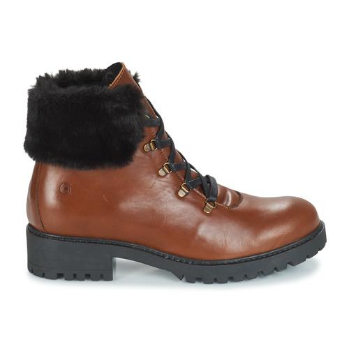 Botas Jeno De Casual Zapatos Baja Caña Attitude Mujer Cognac XuTiOkwlPZ
