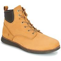 Zapatos Hombre Botas de caña baja Casual Attitude JEK Beige