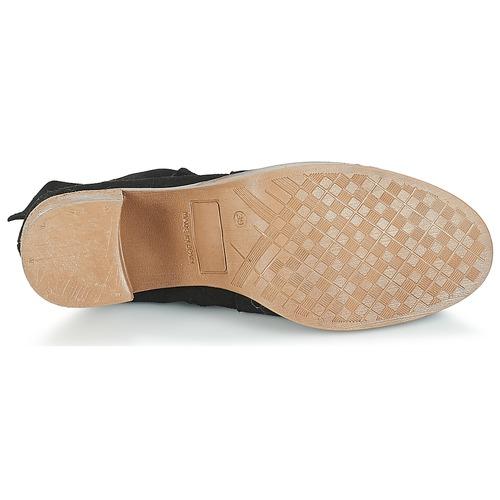 Botines Hirche Zapatos Mujer Attitude Negro Casual rCtshxQd