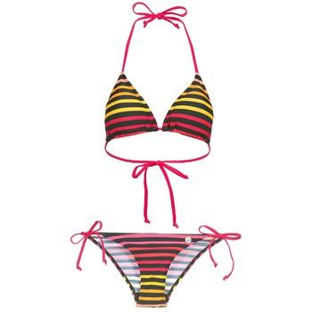 textil Mujer bikini Little Marcel BASTINE Negro / Multicolor