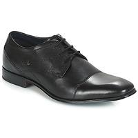 Zapatos Hombre Derbie Bugatti ROMEI Negro