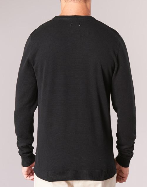 Jones Hombre Negro Jerséis Jjebasic Textil Jackamp; n0OZ8kPNwX