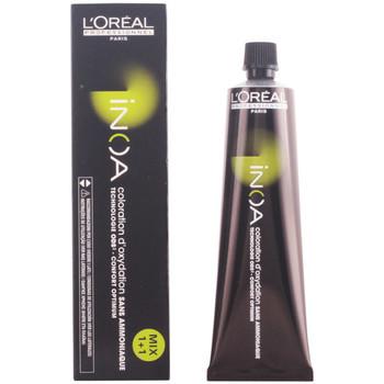 Belleza Tratamiento capilar L'oréal Inoa Coloration D'Oxydation Sans Amoniaque 7,35 60 Gr 60 g