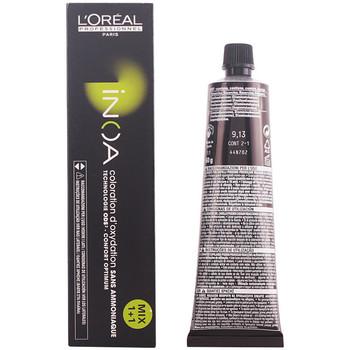 Belleza Tratamiento capilar L'oréal Inoa Coloration D'Oxydation Sans Amoniaque 9,13 60 Gr 60 g