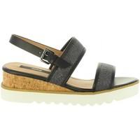 Zapatos Mujer Sandalias MTNG 55401 MOLLY Negro