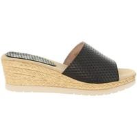 Zapatos Mujer Sandalias Cumbia 30996 Negro