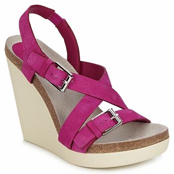 Zapatos Mujer Sandalias Jil Sander JS16295 Rosa