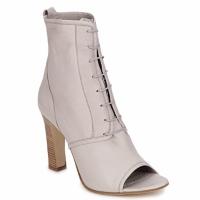 Zapatos Mujer Botines Jil Sander JS16328 Beige