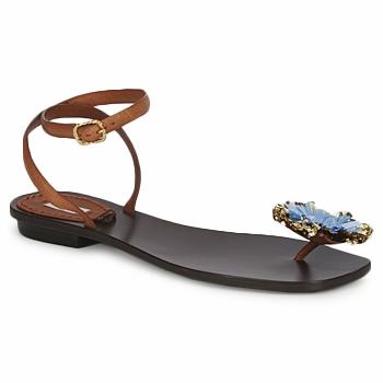 Zapatos Mujer Sandalias Marc Jacobs MJ16131 Marrón / Azul