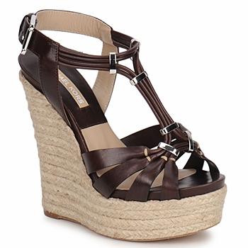 Zapatos Mujer Sandalias Michael Kors IDALIA Marrón