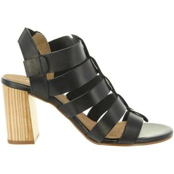Zapatos Mujer Sandalias MTNG 97463 LUCRECIA Negro