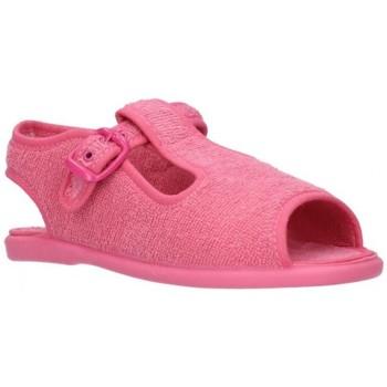 Zapatos Niña Sandalias Batilas 18002 Niña Fucsia violet