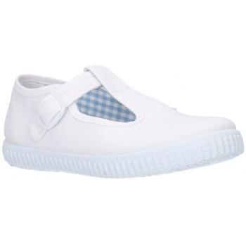 Zapatos Niño Deportivas Moda Batilas 52601 Niño Blanco blanc