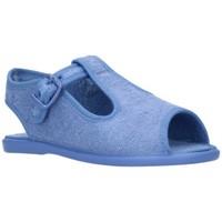 Zapatos Niño Sandalias Batilas 18002 Niño Azul bleu