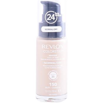 Belleza Mujer Base de maquillaje Revlon Colorstay Foundation Normal/dry Skin 150-buff  30 ml