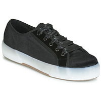 Zapatos Mujer Zapatillas bajas André MIRA Negro