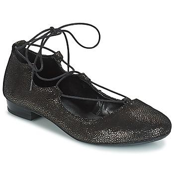 Zapatos Mujer Bailarinas-manoletinas André COLOMBINE Oro