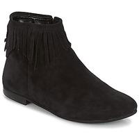 Zapatos Mujer Botas de caña baja André COACHELLA Negro