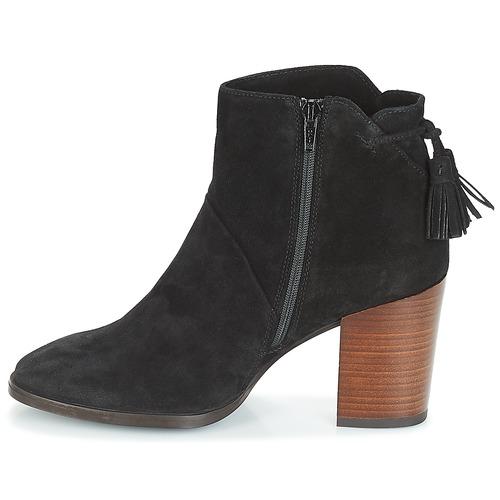 Caresse Zapatos Botines André Mujer Negro VpGSMjqLUz