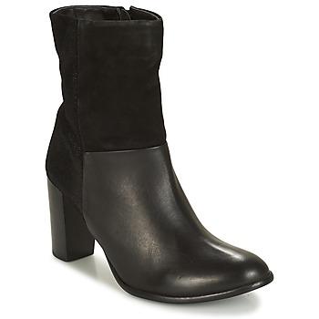 Zapatos Mujer Botines André PANDA Negro