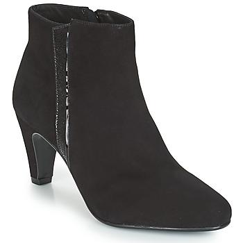 Zapatos Mujer Zapatillas altas André PRUNE Negro