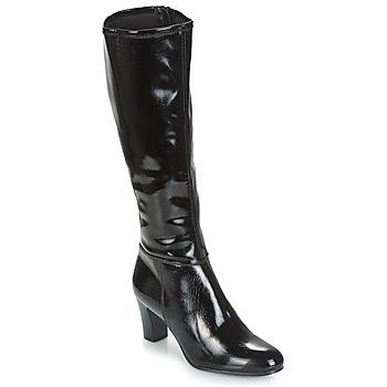 Zapatos Mujer Botas urbanas André GANTELET 3 Negro