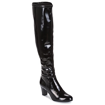 Zapatos Mujer Botas urbanas André PRISCA 2 Negro