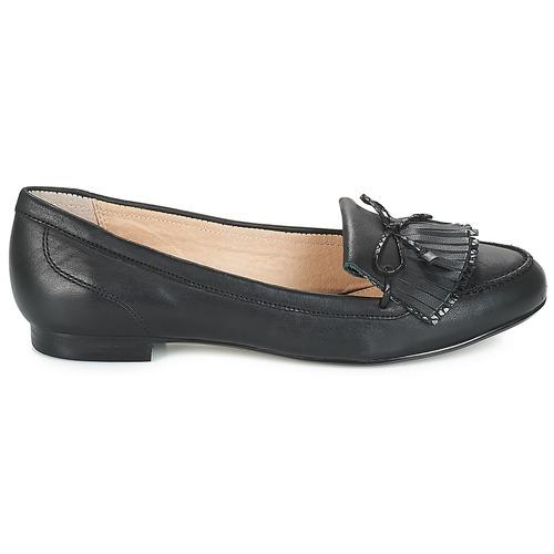 Mocasín Mujer Zapatos Papaye Negro André OXZuPkTi
