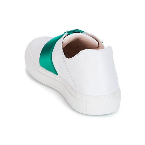 Zapatos casuales salvajes Zapatos especiales Minna Parikka ROYAL Emerald-white