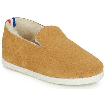 Zapatos Niña Pantuflas para bebé André BANQUISE Camel