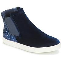 Zapatos Niña Botas de caña baja André SISSI 2 Marino