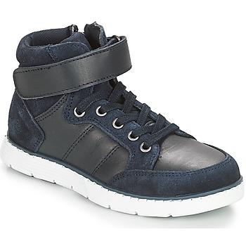 Zapatos Niño Zapatillas altas André TOM Marino