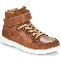 Zapatos Niño Botas de caña baja André TOM Cognac