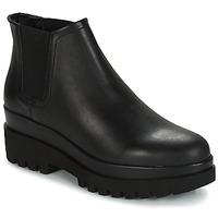 Zapatos Mujer Botas de caña baja André EMMA Negro