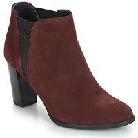 Zapatos Mujer Botines André ROSACE Burdeo