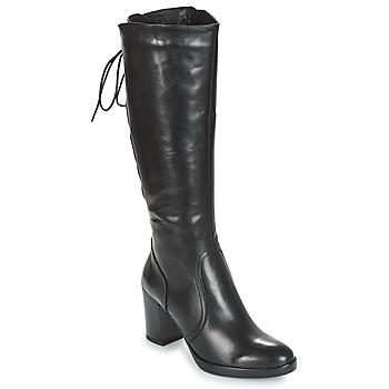 Zapatos Mujer Botas urbanas André OPALE Negro