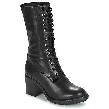 Zapatos Mujer Botas urbanas André DARK Negro