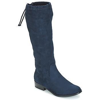 Zapatos Mujer Botas urbanas André ANAIS Marino