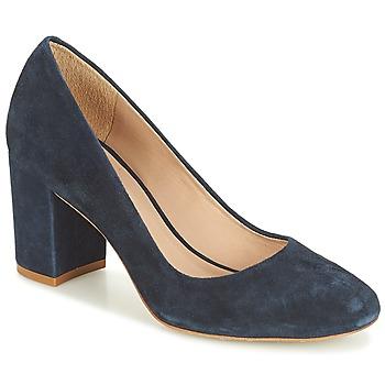 Zapatos Mujer Zapatos de tacón André PENSIVE Marino