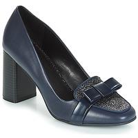 Zapatos Mujer Zapatos de tacón André EDITHA Marino