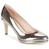Zapatos Mujer Zapatos de tacón André CRYSTAL Plateado