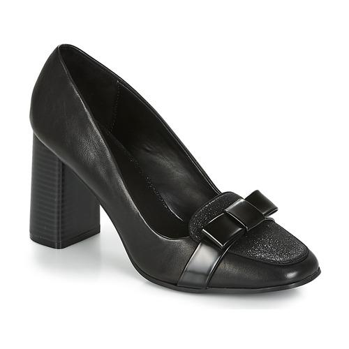Tacón Negro Zapatos De Zapatos André De wPNnZ0X8Ok