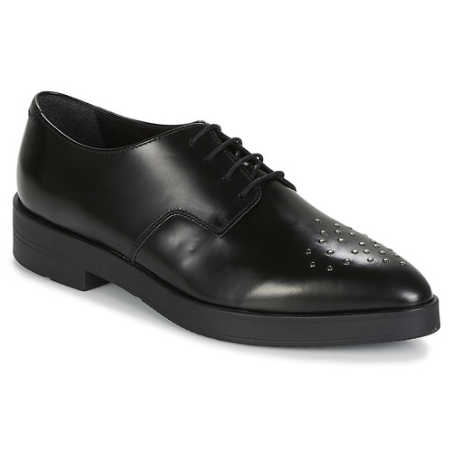 Zapatos Mujer Derbie André NOLAN Negro