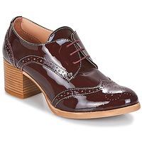 Zapatos Mujer Derbie & Richelieu André BIRMINGHAM Burdeo