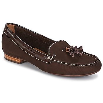 Zapatos Mujer Mocasín André DANY Marrón