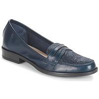 Zapatos Mujer Mocasín André LONG ISLAND Marino