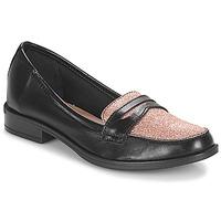 Zapatos Mujer Mocasín André LONG ISLAND Negro