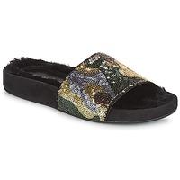 Zapatos Mujer Zuecos (Mules) André ANTOINETTE Dorado